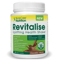 BodyCare Nutrition Revitalise Health Shake Chocolate 560g