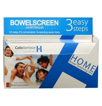 ColoVantage Home Bowel Screening Kit