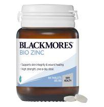 Blackmores Bio Zinc 84 Tablets