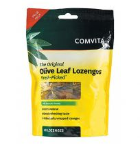 Comvita Olive Leaf Extract with Manuka Honey Lozenges 40 Pack