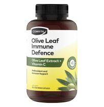 Comvita Olive Leaf Extract Immune Defence + Vitamin C 150 Capsules