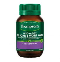Thompson's St. Johns Wort 4000mg One-A-Day 60 Tablets