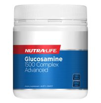 Nutra Life Glucosamine 1500 Complex Advanced 180 Tablets