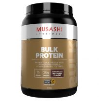 Musashi Bulk Protein Powder Chocolate Milkshake 900g