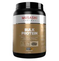 Musashi Bulk Protein Powder Vanilla Milkshake 900g