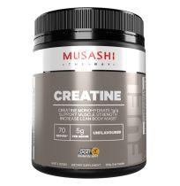 Musashi Creatine Unflavoured 350g