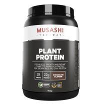 Musashi Plant Protein Chocolate 900g