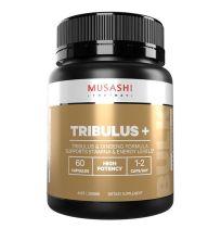 Musashi Tribulus Plus 60 Capsules