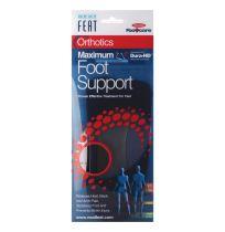 Neat Feat Orthotics Maximum Foot Support Large