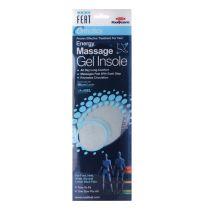 Neat Feat Orthotics Energy Massage Gel Insole Women