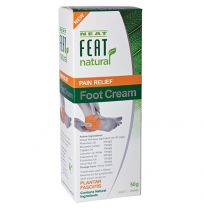 Neat Feat Natural Pain Relief Foot Cream 50g