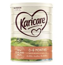 Karicare + Stage 1  From Birth Formula 900g